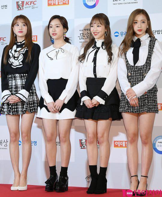 Minh Hằng tự tin diện áo dài, mỹ nhân U30 chiếm hết spotlight vì đẹp như nữ thần bên Wanna One trên thảm đỏ sự kiện tại Hàn - Ảnh 32.