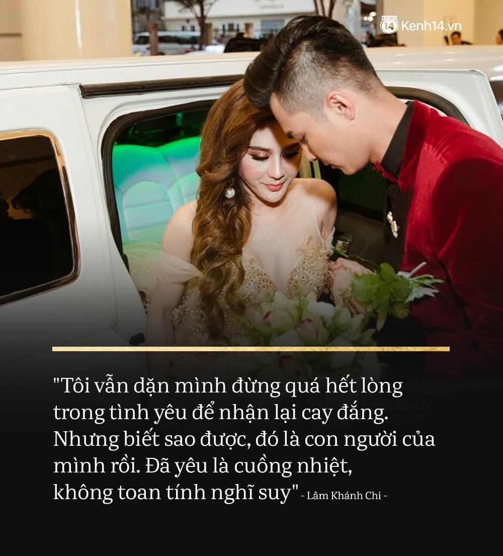 Công chúa Lâm Khánh Chi tìm thấy hoàng tử sau 2 lần cưới hụt: Cứ yêu nhiệt thành thì sẽ được nhận lại một cách trọn vẹn - Ảnh 5.