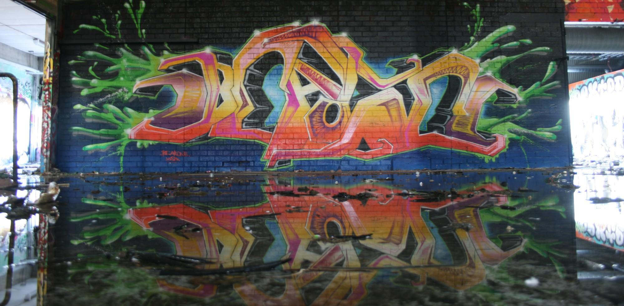 Graffiti: Môn nghệ thuật đường phố cần bảo tồn hay đơn giản chỉ là lũ