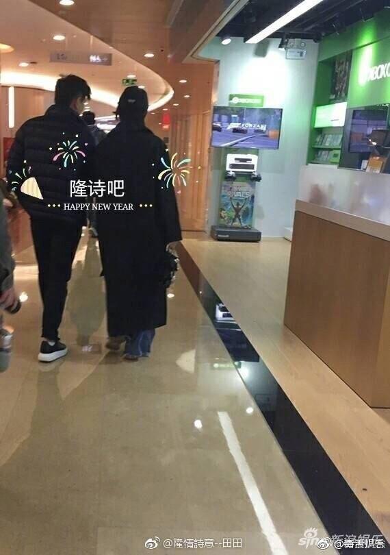 Ngô Kỳ Long - Lưu Thi Thi: Cứ khi nào bị chụp lén đều là hình ảnh đang nắm tay nhau ngọt ngào - Ảnh 6.