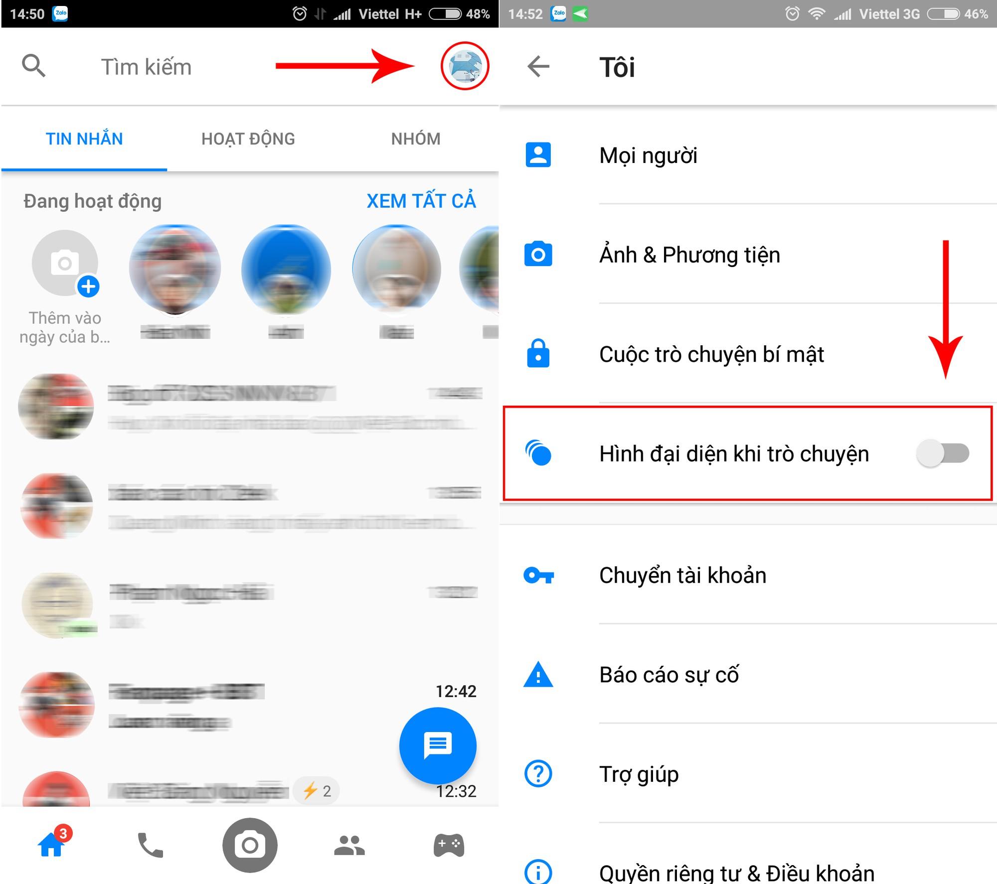 Tắt ngay tính năng này trên Facebook Messenger để máy không bị chậm, lag - Ảnh 2.