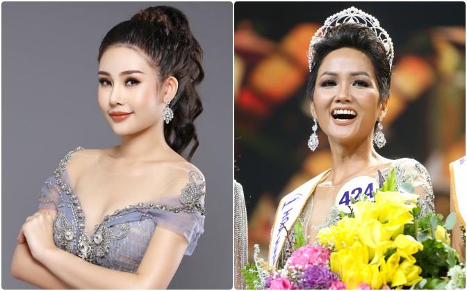 Hoa hậu Đại dương Ngân Anh nhắn nhủ HHen Niê: Hãy mạnh mẽ để những người chê bai bạn phải tự hổ thẹn - Ảnh 1.