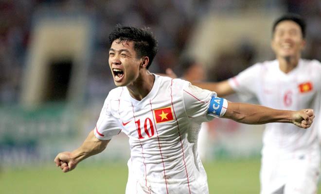 Công Phượng từng được gọi là Messi Việt Nam nhờ siêu phẩm vào lưới U19 Australia - Ảnh 2.