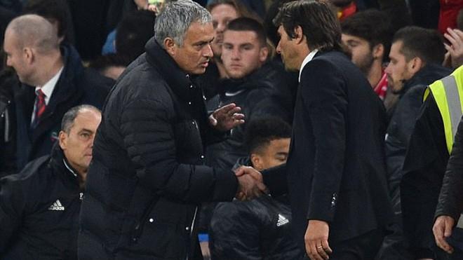 Antonio Conte: Mourinho mãi mãi là tiểu nhân, đạo đức giả, thuộc phường hạ đẳng - Ảnh 1.