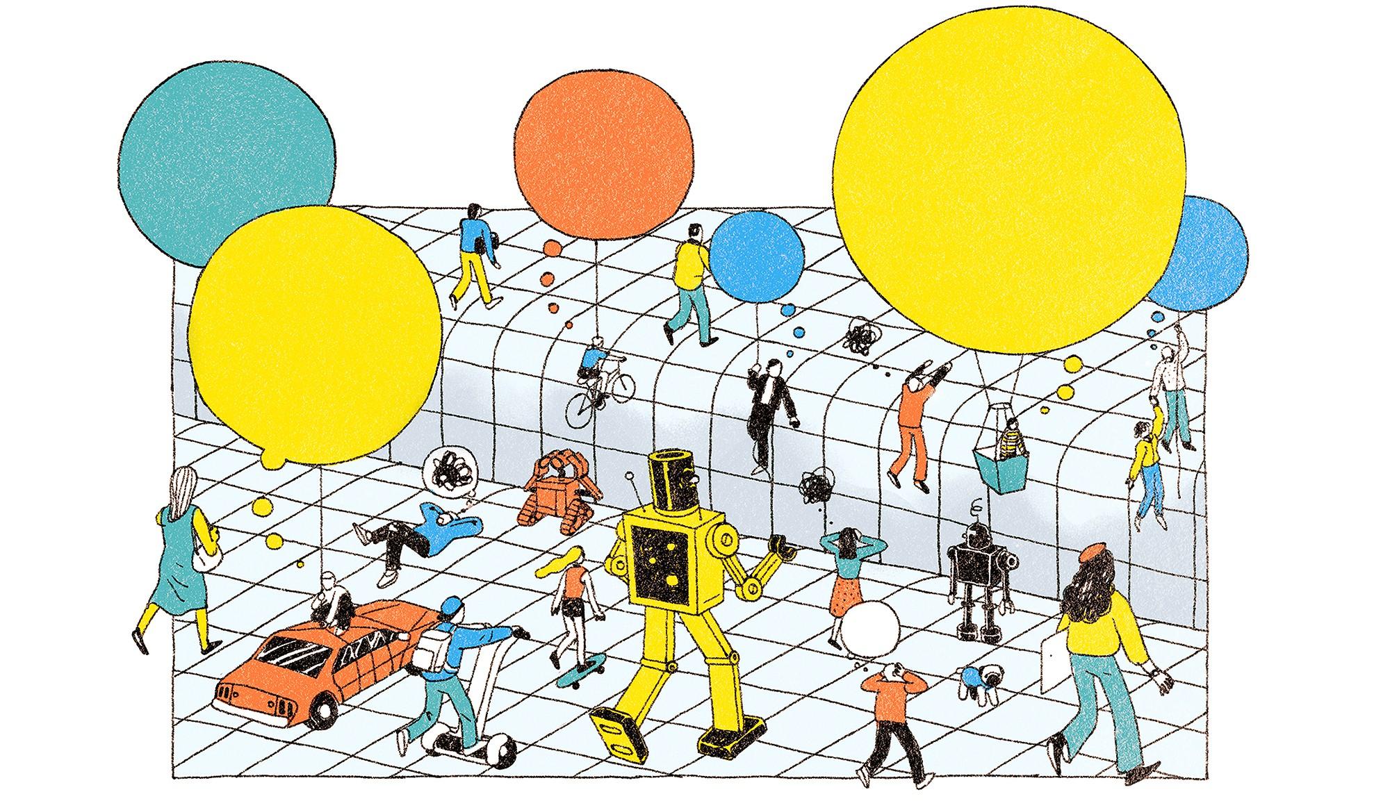 Người trẻ chuẩn bị gì cho tư duy khi công nghệ sắp làm được tất cả mọi thứ? - Ảnh 4.