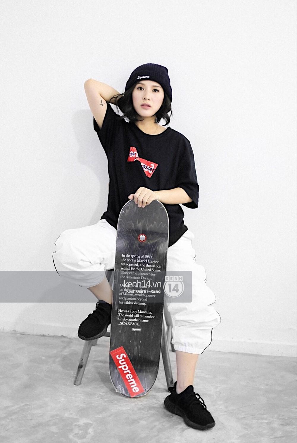 Gặp gỡ Trần Ngọc Hạnh Nhân - Nữ HypeBeast duy nhất của thế hệ 8x Việt - Ảnh 13.