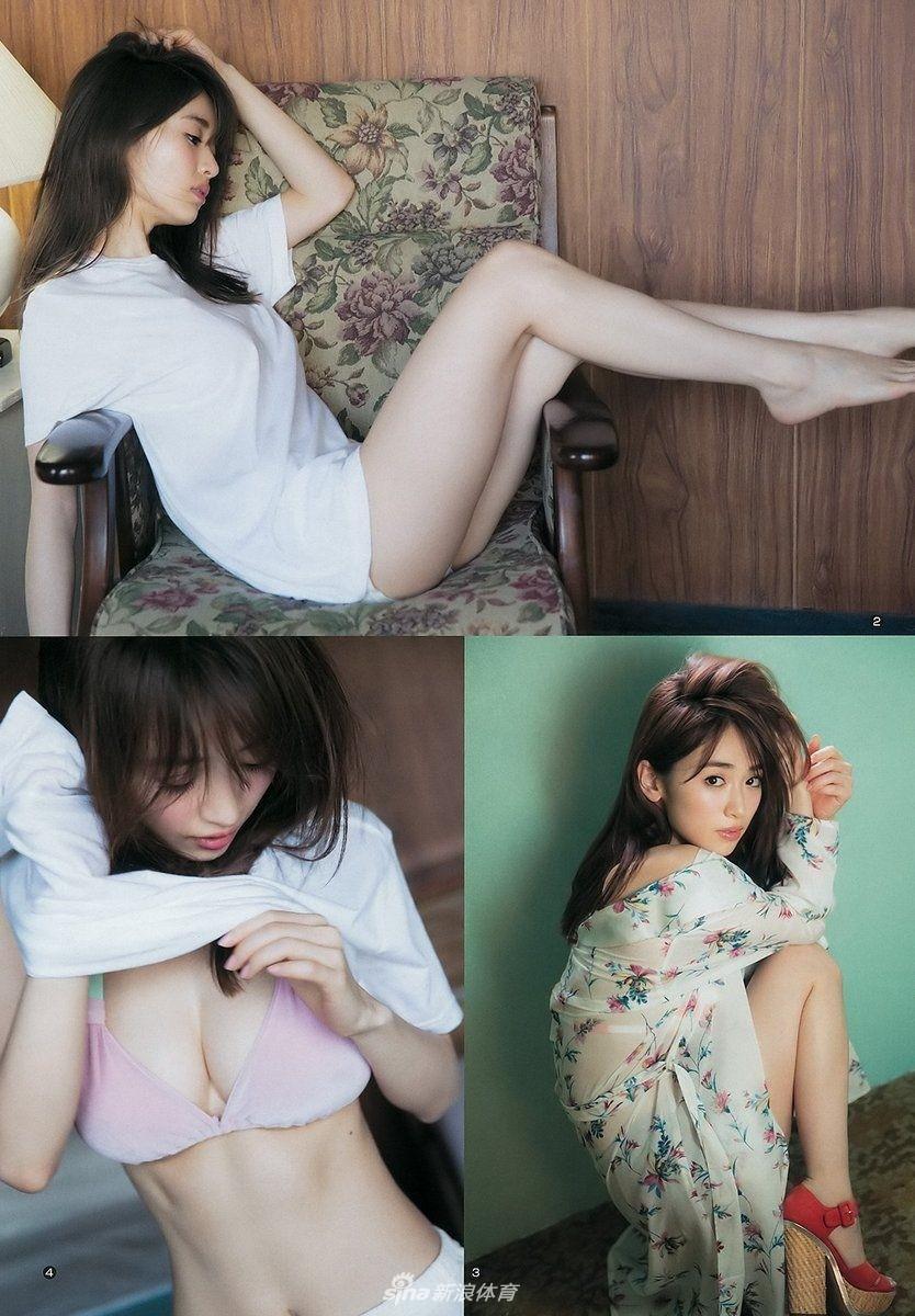 Vẻ đẹp cute và sexy hút mắt của nàng WAG Nhật Bản - Ảnh 5.