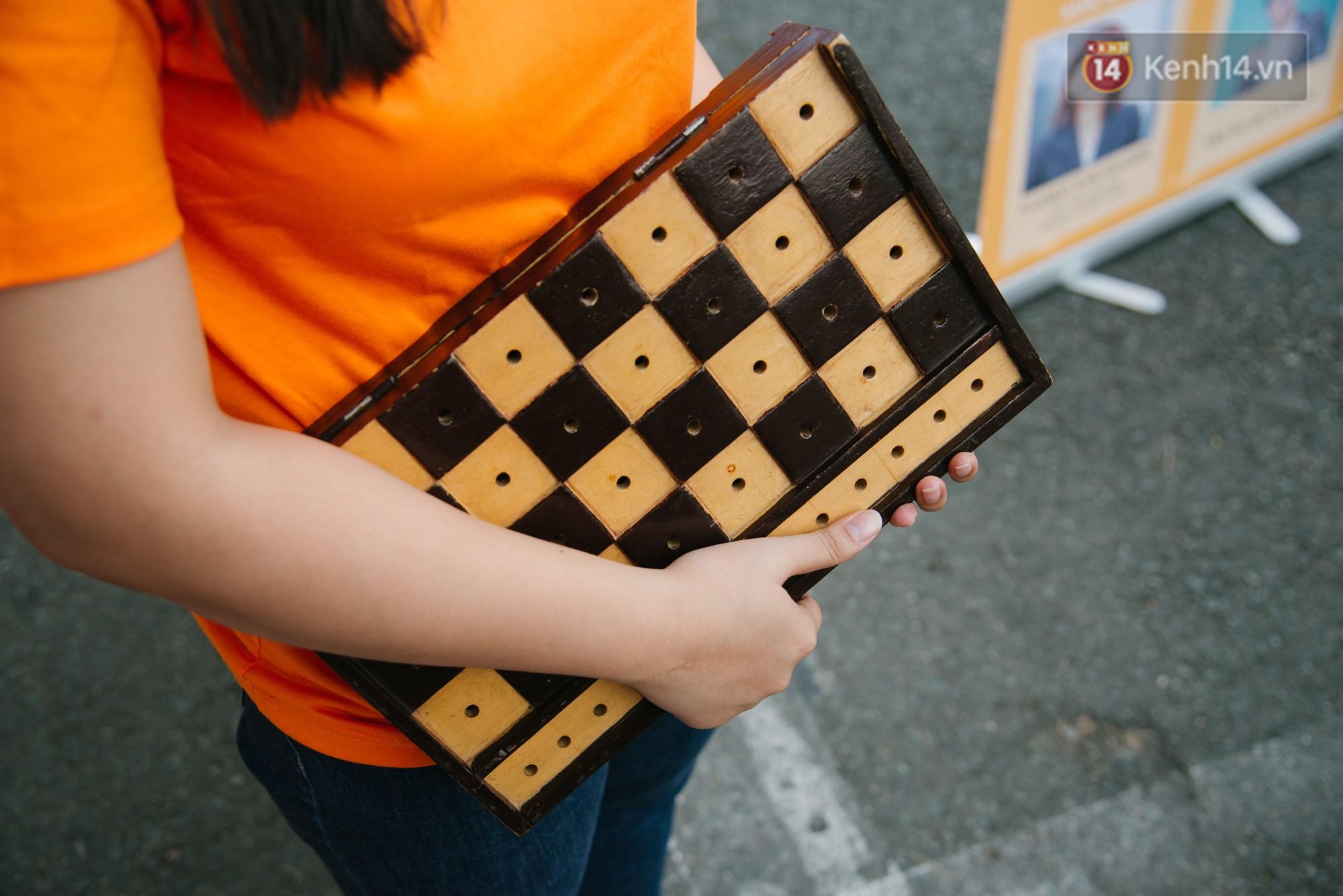 Hành trình chạm đến giải vô địch cờ vua Đông Nam Á của cô gái khiếm thị Sài Gòn - Ảnh 6.