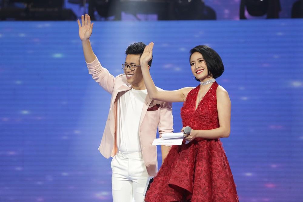 Erik - Đức Phúc - Giang Hồng Ngọc - Hòa Minzy nắm tay nhau vào Chung kết Cặp đôi hoàn hảo - Ảnh 2.