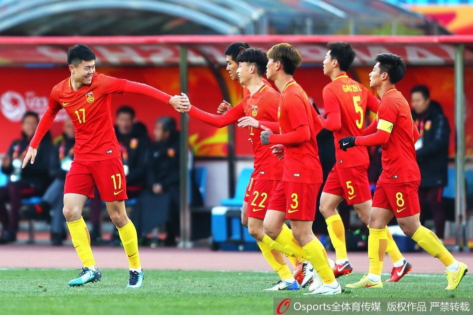 Chủ nhà Trung Quốc ra quân hoàn hảo ngày khai màn VCK U23 châu Á 2018 - Ảnh 12.