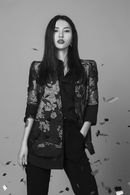 """""""Tiểu thư làng mốt"""" Jolie Nguyễn tỏa sáng với thương hiệu thời trang Việt - Ảnh 6."""