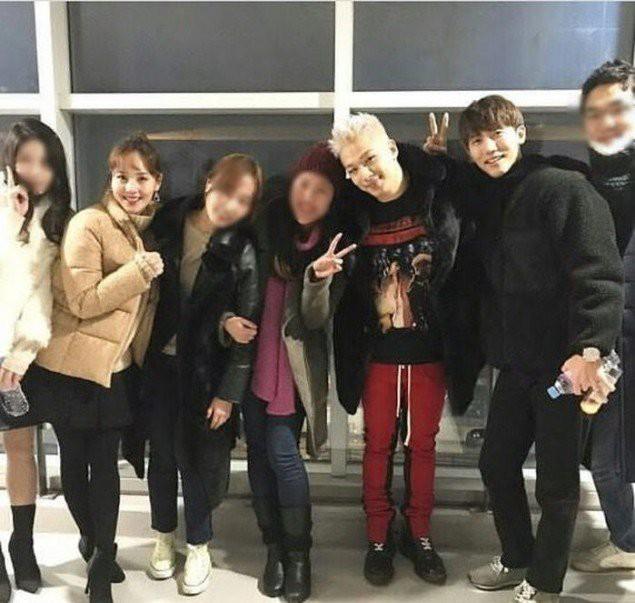 Tài tử Jung Woo Sung, Sulli, Jaejoong cùng loạt sao Hàn đình đám gây sốt khi rủ nhau đi xem concert Big Bang - Ảnh 6.