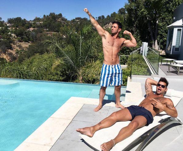 Ricky Martin xác nhận đã kết hôn với chàng họa sĩ điển trai kém 13 tuổi - Ảnh 2.