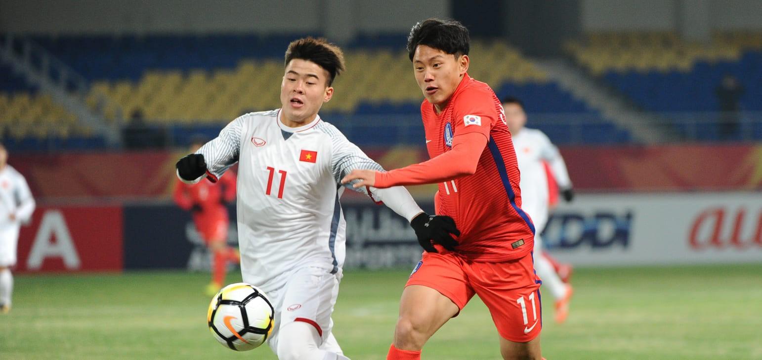 Việt Nam thua ngược Hàn Quốc ở trận ra quân U23 châu Á - Ảnh 4.