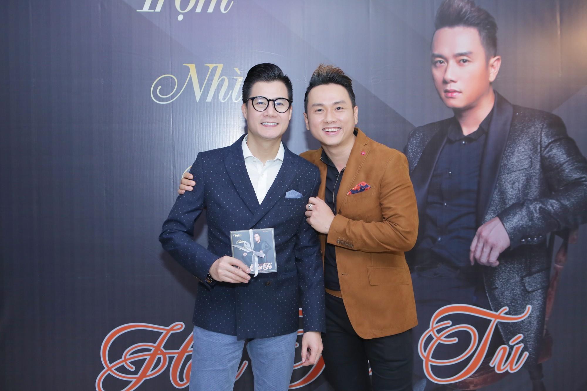 Hàn Thái Tú lần đầu hát nhạc Bolero, kiên quyết ra album dạng CD dù biết bán không có lời - Ảnh 2.