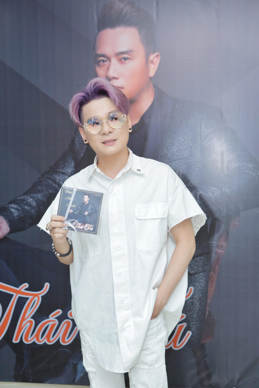 Hàn Thái Tú lần đầu hát nhạc Bolero, kiên quyết ra album dạng CD dù biết bán không có lời - Ảnh 5.
