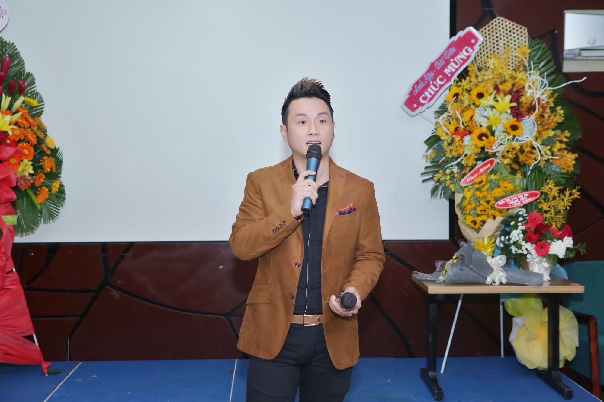 Hàn Thái Tú lần đầu hát nhạc Bolero, kiên quyết ra album dạng CD dù biết bán không có lời - Ảnh 1.