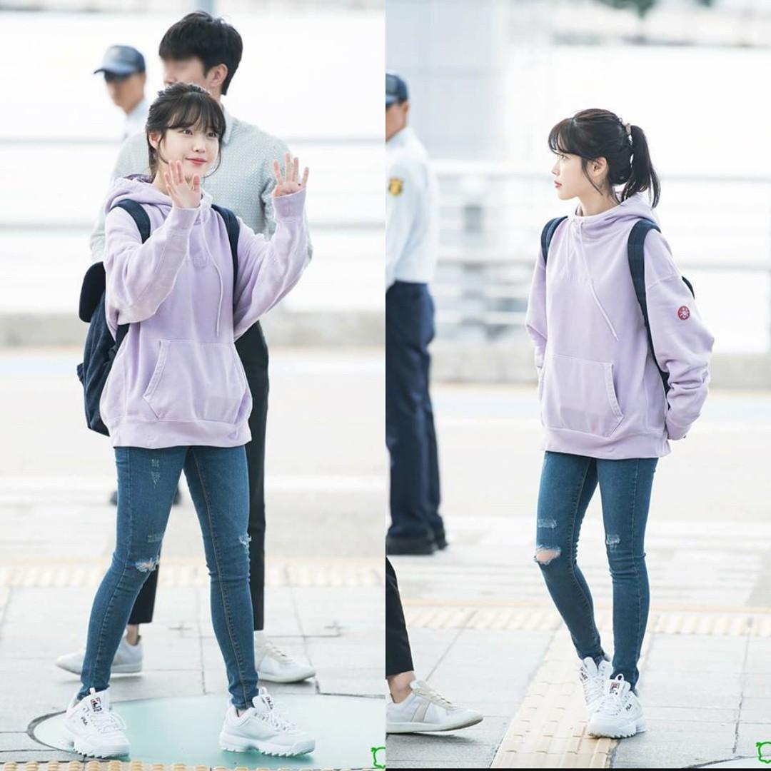 Thiếu gì thì thiếu, giới trẻ Hàn cũng không thể thiếu 4 mẫu sneakers này - Ảnh 15.