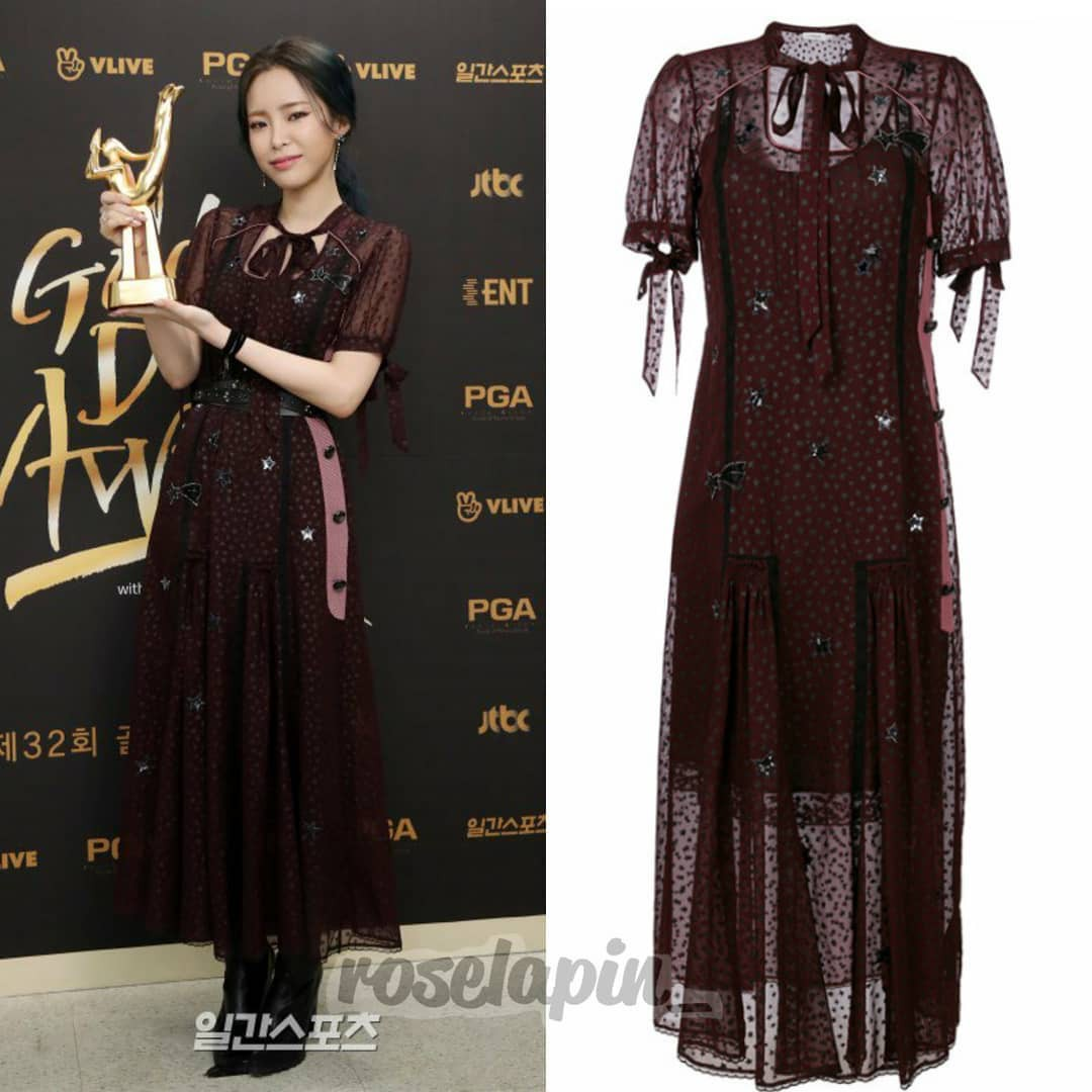 Bóc mác thời trang Golden Disc Awards 2018: Jennie Kim, Nayeon, Irene diện đồ hàng chục triệu đồng; IU, Lisa khiêm tốn với váy áo bình dân - Ảnh 11.