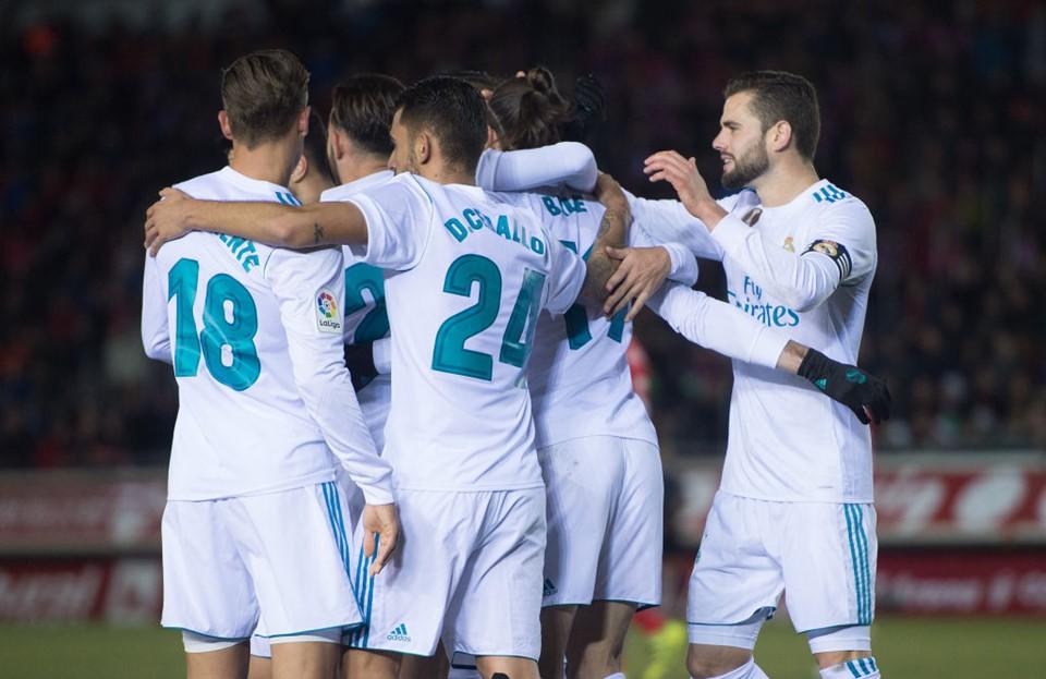 Bale ghi bàn trên chấm penalty, Real Madrid đặt một chân vào tứ kết Cúp Nhà vua - Ảnh 10.