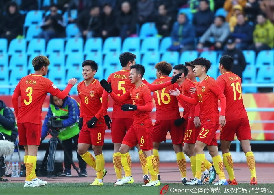 Chủ nhà Trung Quốc ra quân hoàn hảo ngày khai màn VCK U23 châu Á 2018 - Ảnh 7.