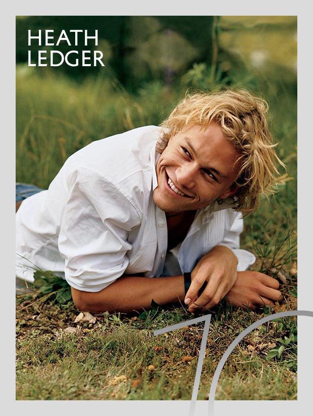 Heath Ledger - Mười năm nhắm mắt, di sản vẫn còn - Ảnh 1.
