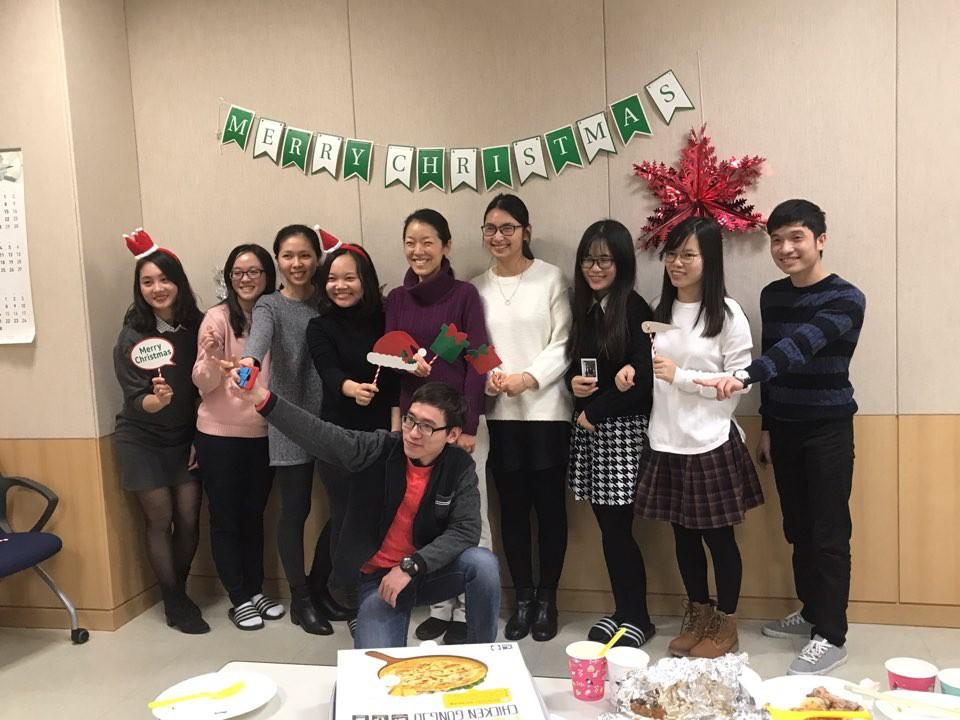 Không đâu như du học sinh Việt tại Hàn, cả nước rủ nhau cùng đón năm mới - Ảnh 8.