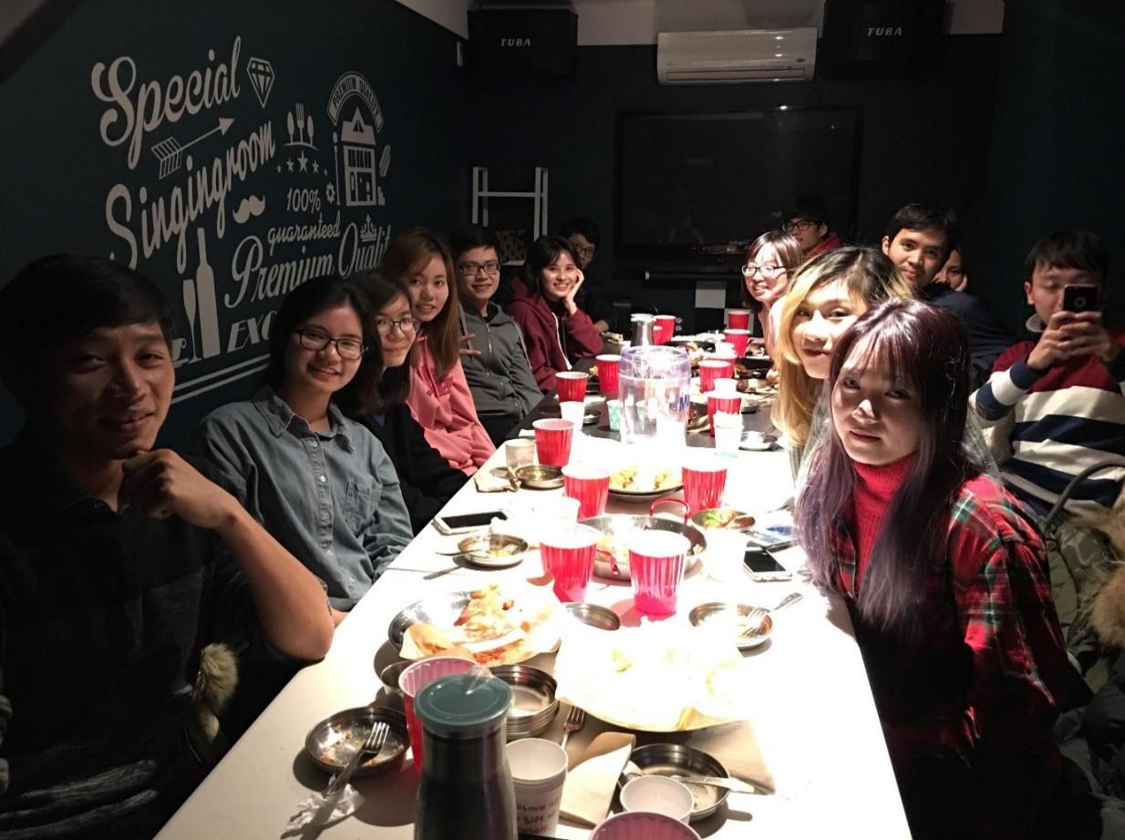 Không đâu như du học sinh Việt tại Hàn, cả nước rủ nhau cùng đón năm mới - Ảnh 12.