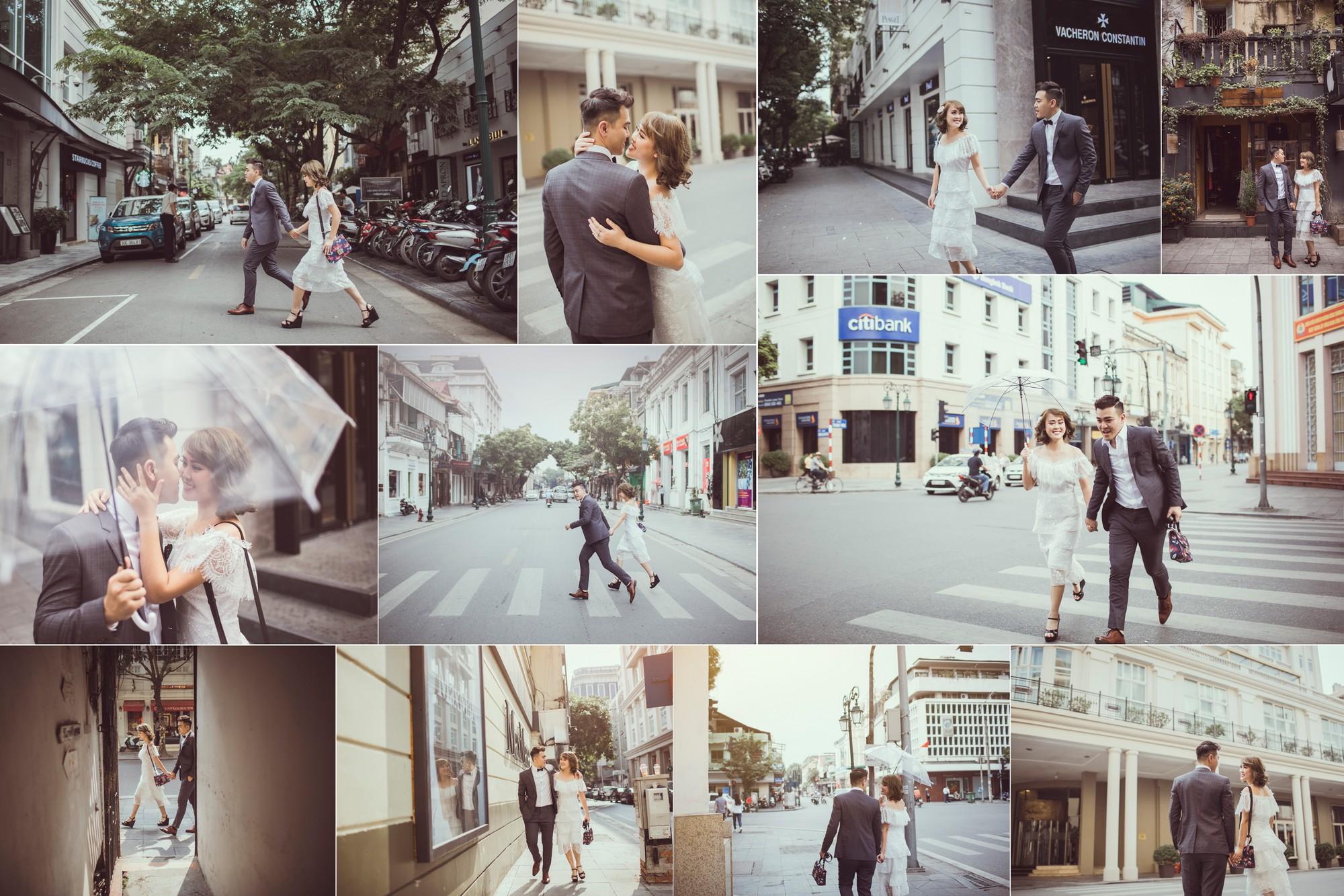 Top 3 studio chụp ảnh cưới đẹp theo phong cách street life tại Hà Nội - Ảnh 6.