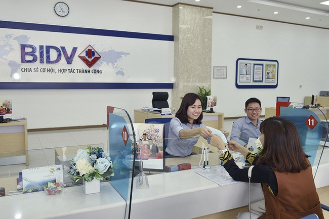 BIDV báo lãi trước thuế kỷ lục hơn 8.800 tỷ trong năm 2017 - Ảnh 1.