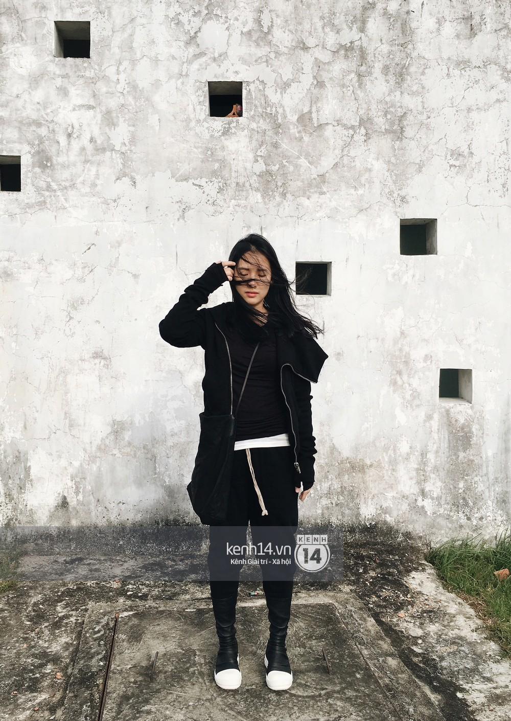 Gặp gỡ Trần Ngọc Hạnh Nhân - Nữ HypeBeast duy nhất của thế hệ 8x Việt - Ảnh 5.