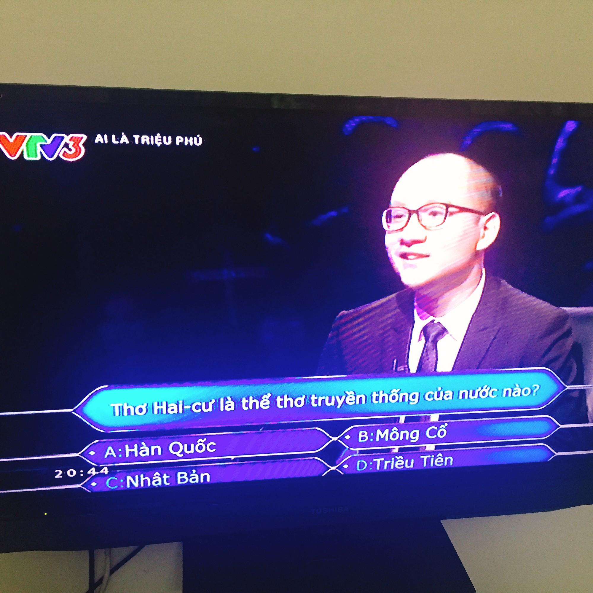 Ai là triệu phú 2018 lên sóng với MC mới - Phan Đăng, đã có người chơi mang về 22 triệu đồng - Ảnh 2.