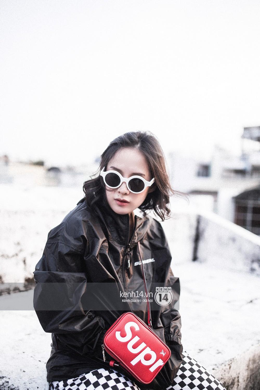 Gặp gỡ Trần Ngọc Hạnh Nhân - Nữ HypeBeast duy nhất của thế hệ 8x Việt - Ảnh 3.