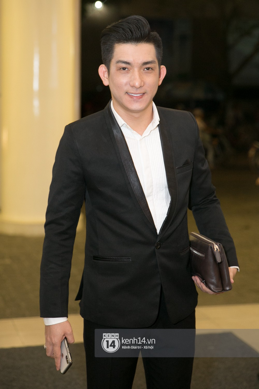 Lê Giang lần đầu lộ diện sau lùm xùm với Duy Phương, cùng dàn sao Vbiz đến chúc mừng đám cưới của Lâm Khánh Chi - Ảnh 10.