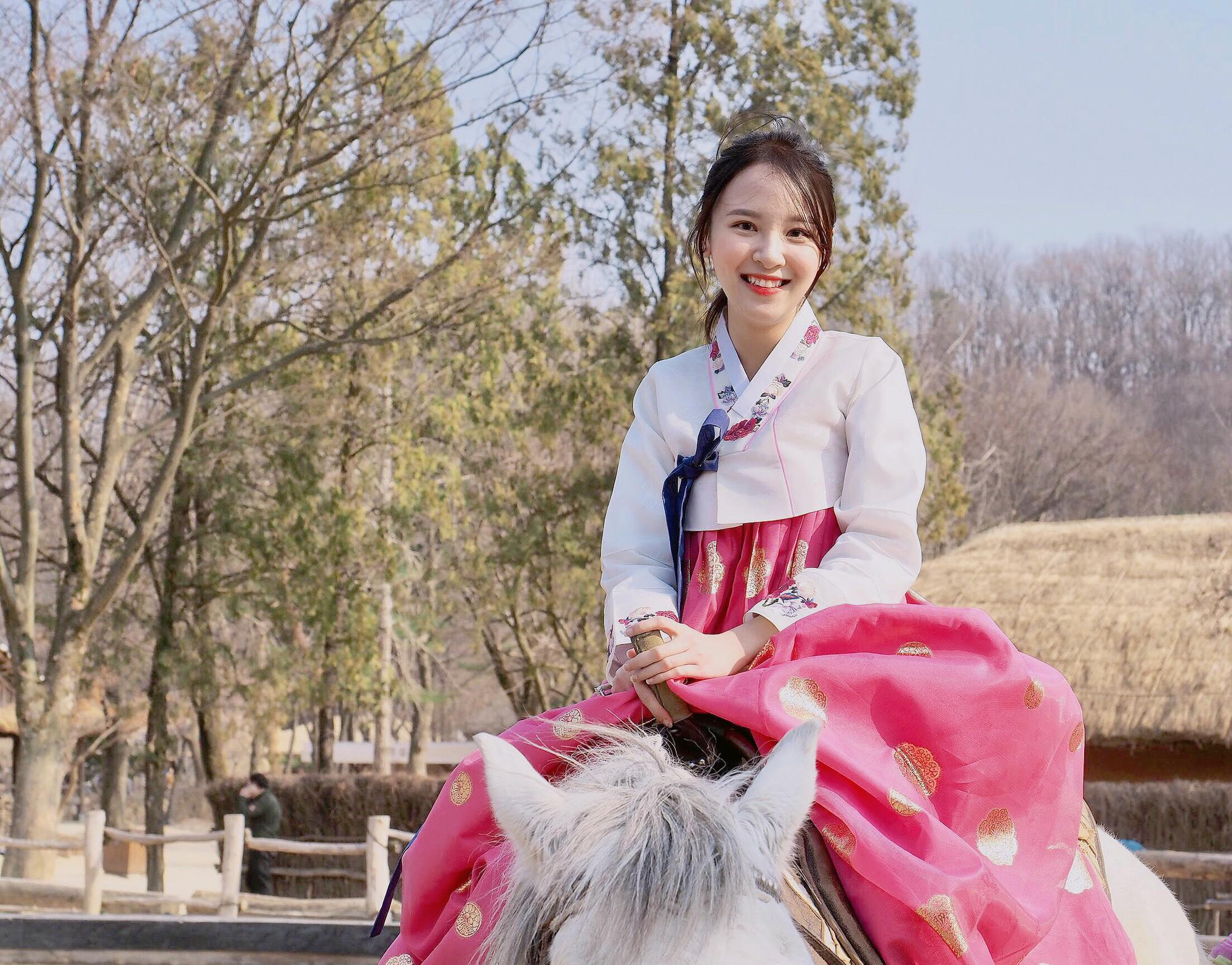 Cô nàng du học sinh Việt tại Nhật gây ấn tượng với nhan sắc ngọt ngào - Ảnh 12.