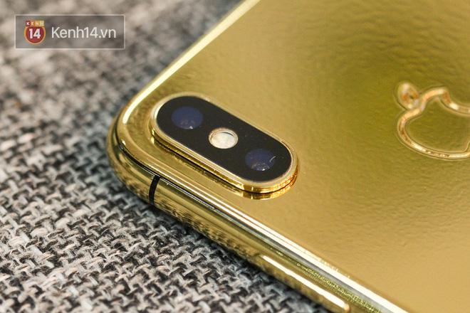 Đây là một chiếc iPhone X mạ vàng tại Việt Nam, đằng sau vẻ đẹp là sự đánh đổi - Ảnh 6.