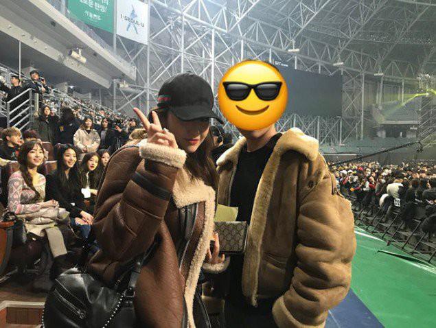 Tài tử Jung Woo Sung, Sulli, Jaejoong cùng loạt sao Hàn đình đám gây sốt khi rủ nhau đi xem concert Big Bang - Ảnh 5.