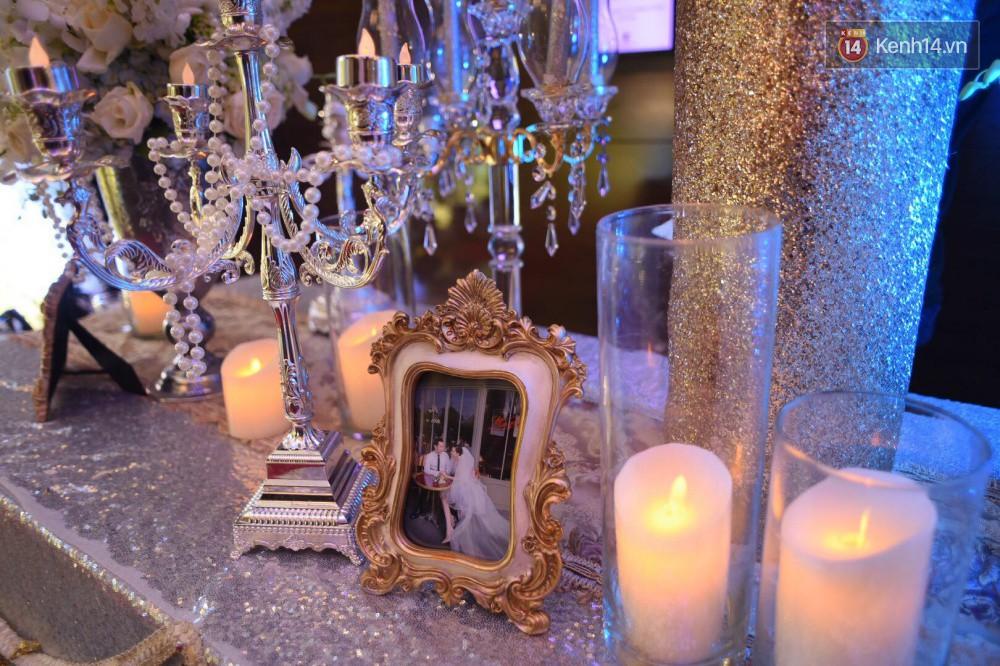 Ngọc Duyên cực xinh đẹp, hạnh phúc sánh đôi bên ông xã hơn 18 tuổi trong tiệc cưới xa hoa tại Hà Nội - Ảnh 18.