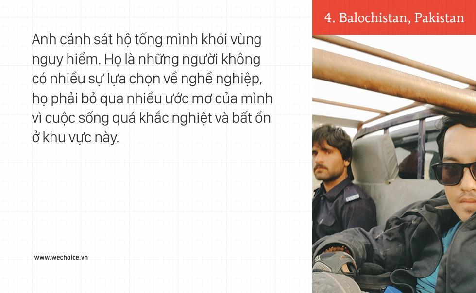 Trần Đặng Đăng Khoa và chiếc xe máy đi vòng quanh thế giới: Bình thản lên đường, bình thản tự do - Ảnh 14.