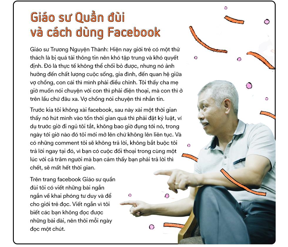 GS-TS Trương Nguyện Thành nói về sinh viên và người trẻ Việt: Đi làm thuê để học, đừng làm thuê để sống - Ảnh 19.