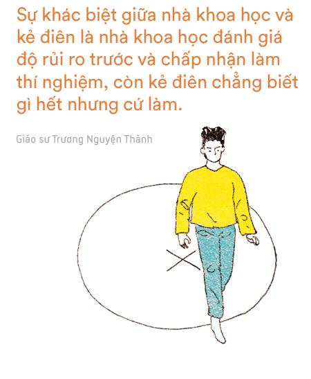 GS-TS Trương Nguyện Thành nói về sinh viên và người trẻ Việt: Đi làm thuê để học, đừng làm thuê để sống - Ảnh 10.