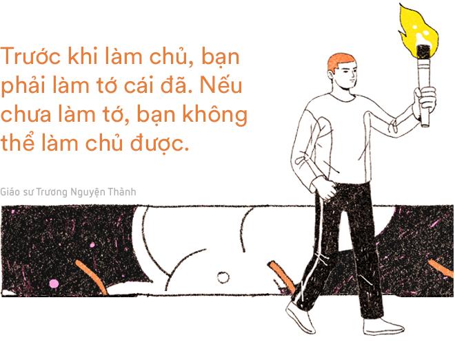 GS-TS Trương Nguyện Thành nói về sinh viên và người trẻ Việt: Đi làm thuê để học, đừng làm thuê để sống - Ảnh 14.