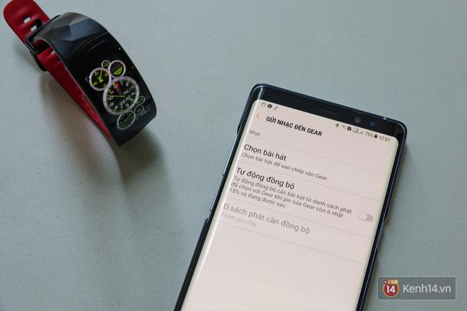 Không chỉ để theo dõi sức khỏe, Gear Fit2 Pro còn nhiều tác dụng hay ho hơn nữa - Ảnh 8.