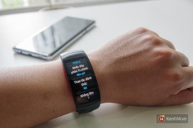 Không chỉ để theo dõi sức khỏe, Gear Fit2 Pro còn nhiều tác dụng hay ho hơn nữa - Ảnh 6.