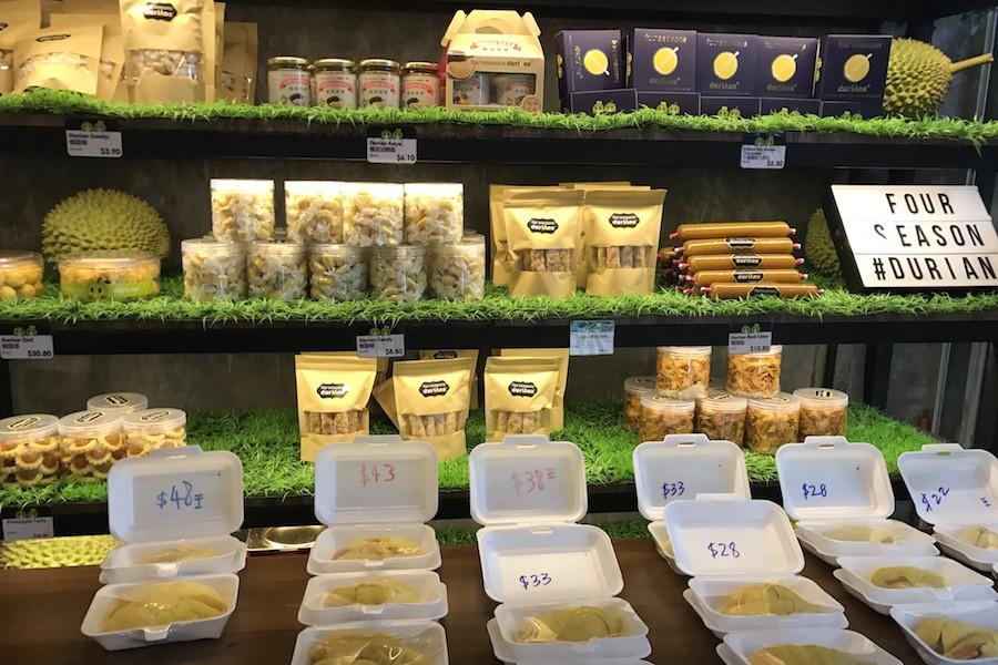 Quán cà phê chuyên bán các món từ sầu riêng ở Singapore mà người thích sầu riêng nhất định phải đến - Ảnh 6.
