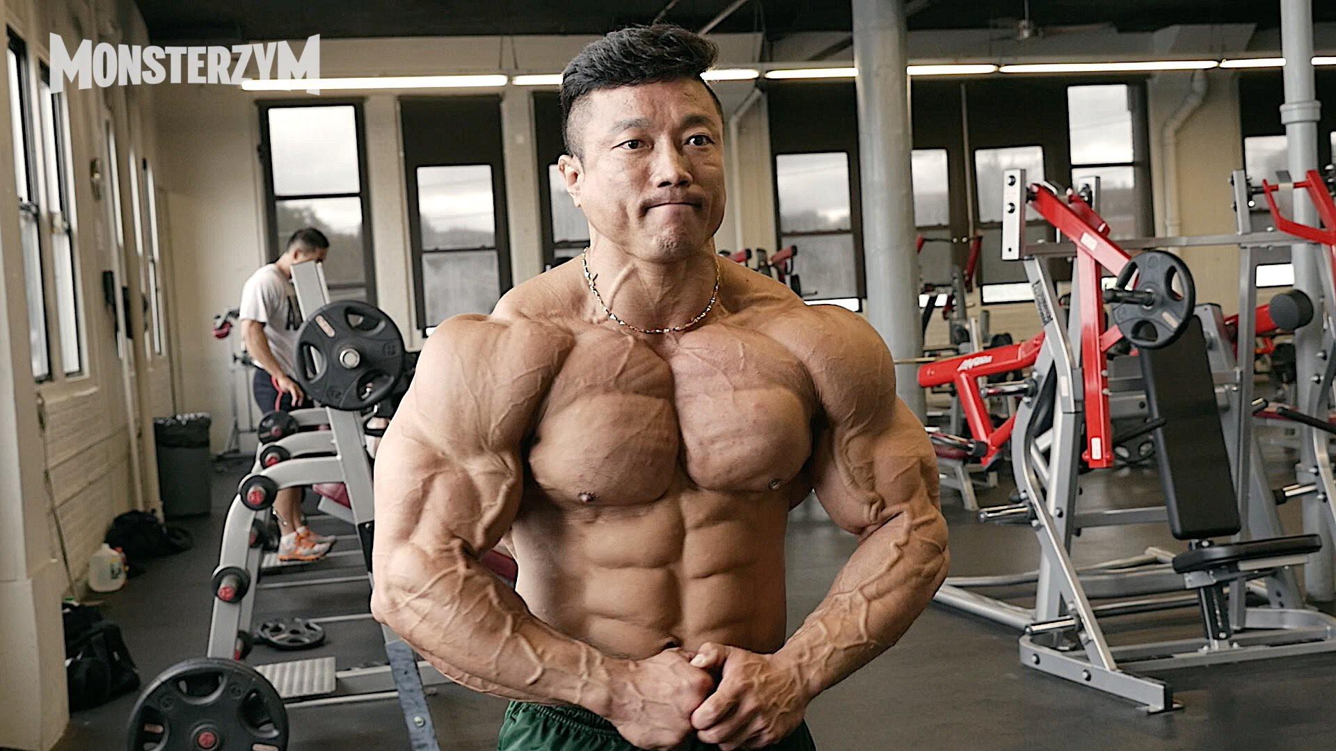 Hwang Chul Soon và Top 9 lực sĩ quái vật của Hàn Quốc - Ảnh 2.