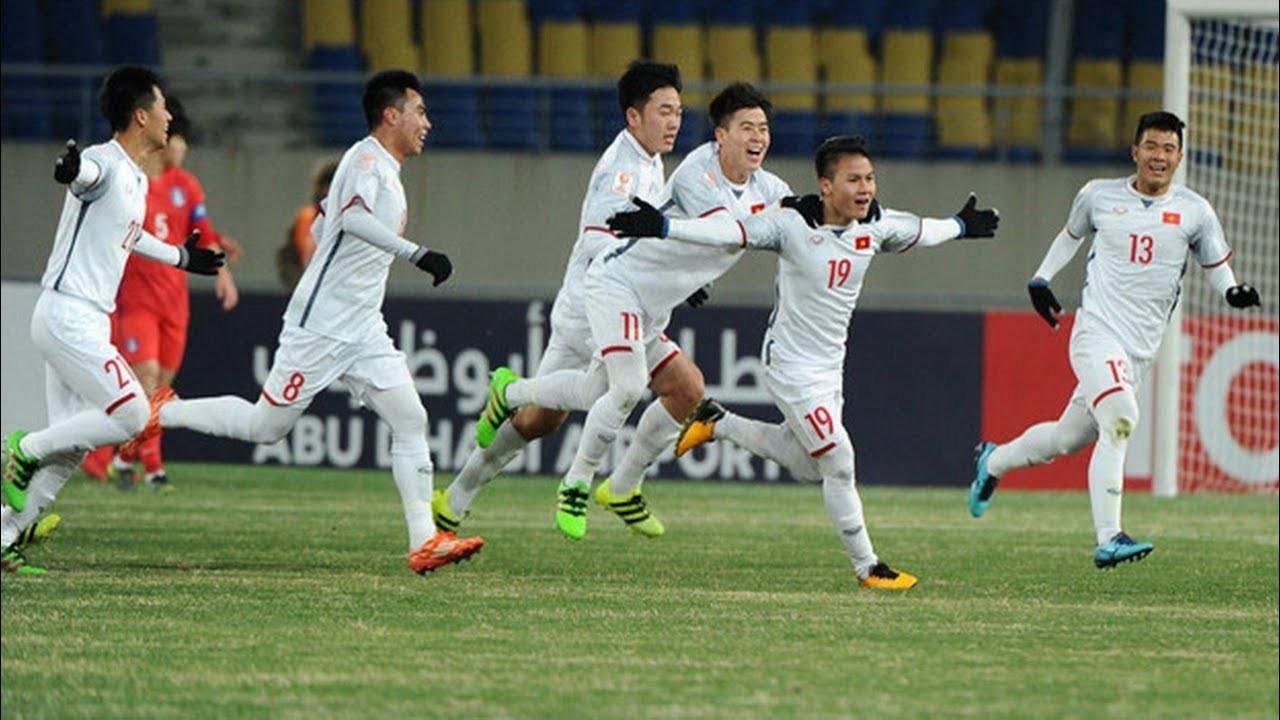 Những người hùng U23 Việt Nam nói gì về điều kỳ diệu vào tứ kết giải U23 châu Á? - Ảnh 2.