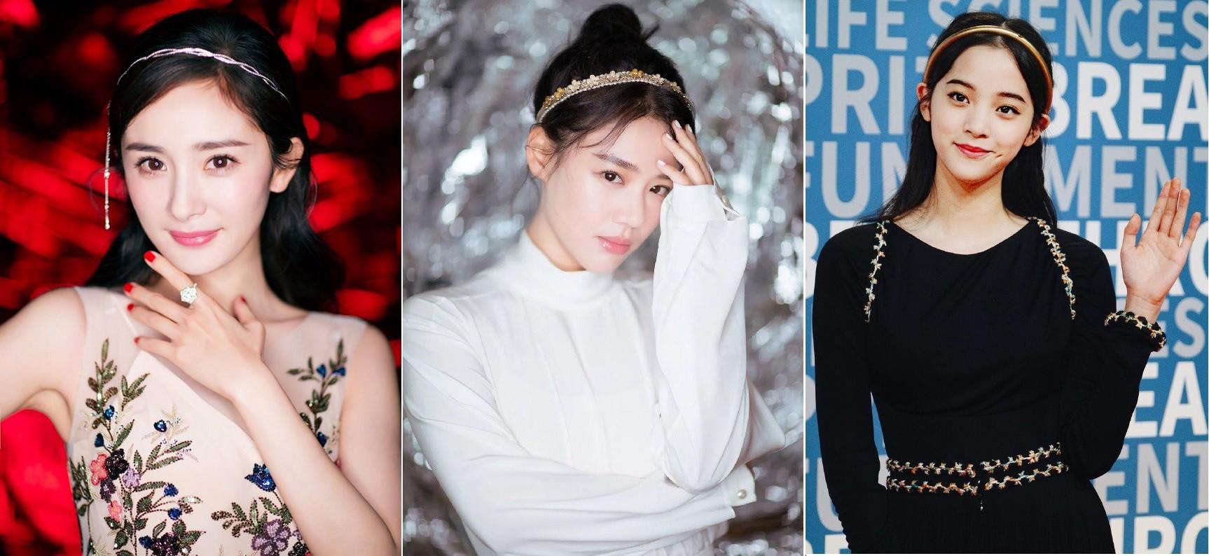 Không phải tóc dài thướt tha, 5 kiểu tóc điệu đà này mới được các sao Hoa ngữ thi nhau diện mỗi khi đi dự sự kiện - Ảnh 5.