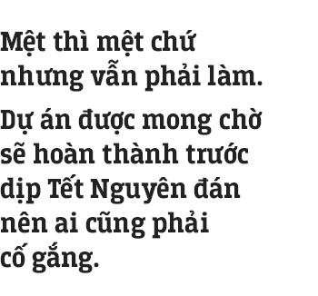 Những công nhân thâu đêm nạo vét hồ Gươm trong cái rét 10 độ C ở Hà Nội: Uống tách trà nóng, cười một cái rồi làm tiếp! - Ảnh 7.