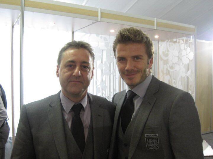 Sở thích ăn uống của Beckham và các sao bóng đá - Ảnh 1.